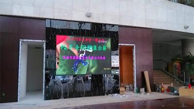 Địa chỉ cung cấp màn hình led p5 indoor giá rẻ tại Hóc Môn