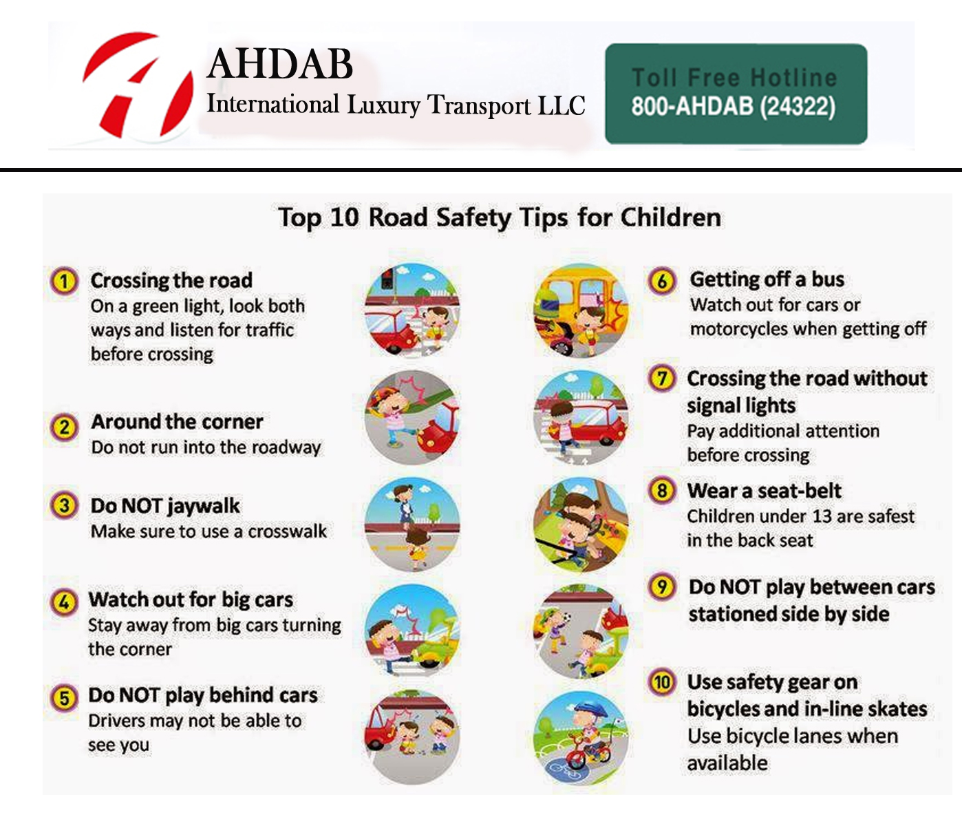 Welcome To Ahdab International Luxury Transport Road