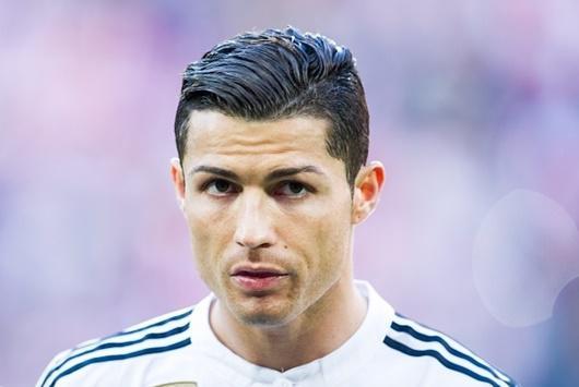 CR7 Cristiano Ronaldo Haircuts Hairstyle 2017