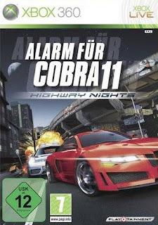 Alarm für Cobra 11 Highway Nights (X-BOX360)