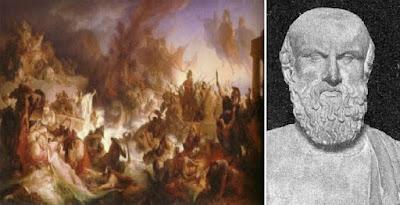 Η προφητεία του Αισχύλου για τους Έλληνες