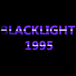 Blacklight 1995 by Damon L. Wakes