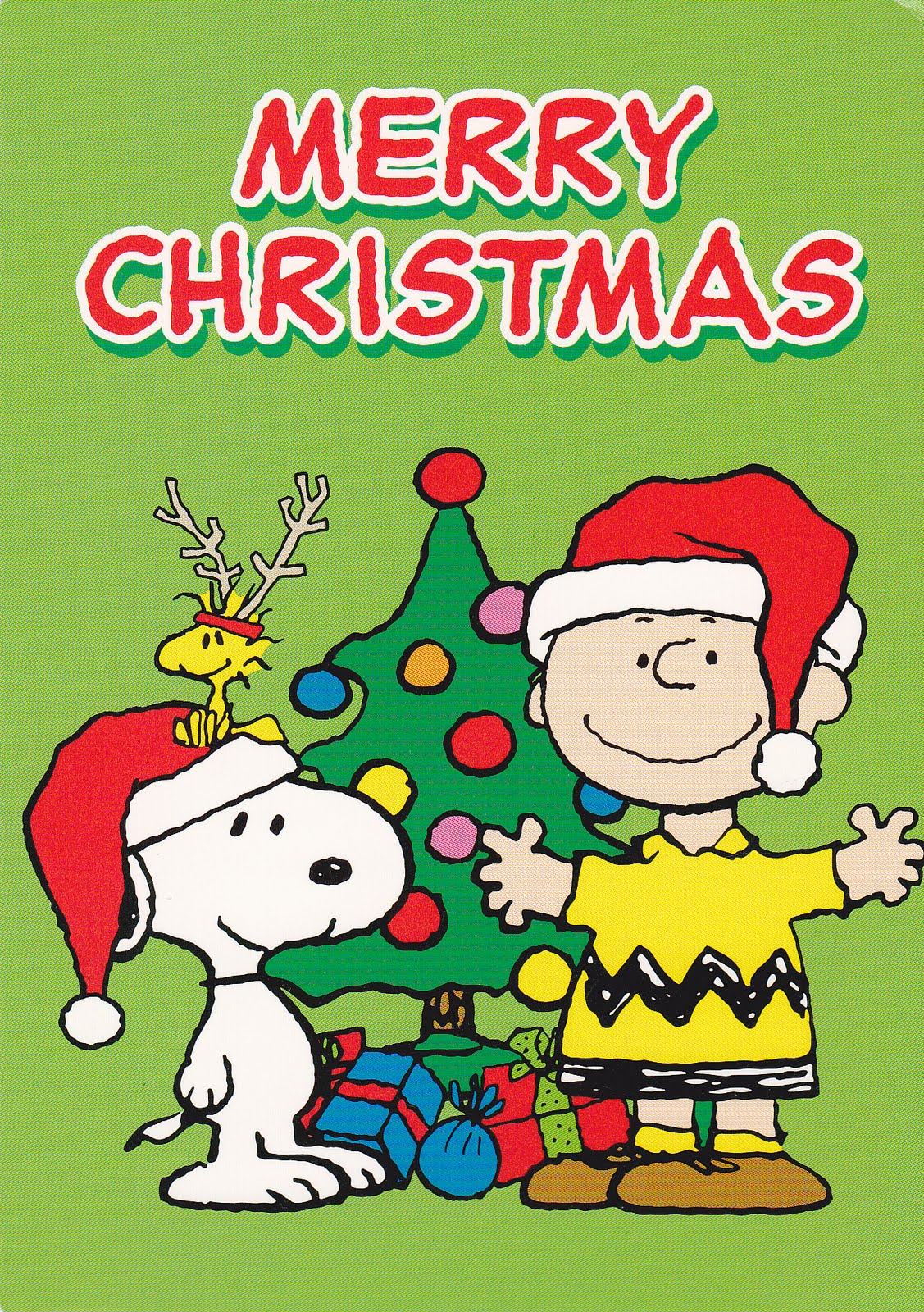 Snoopy Merry Christmas Images.Postcard A La Carte Merry Christmas And Happy New Year 2012