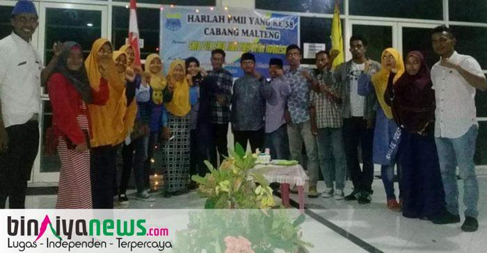 PC PMII Malteng Kutuk Serangan Bom Surabaya
