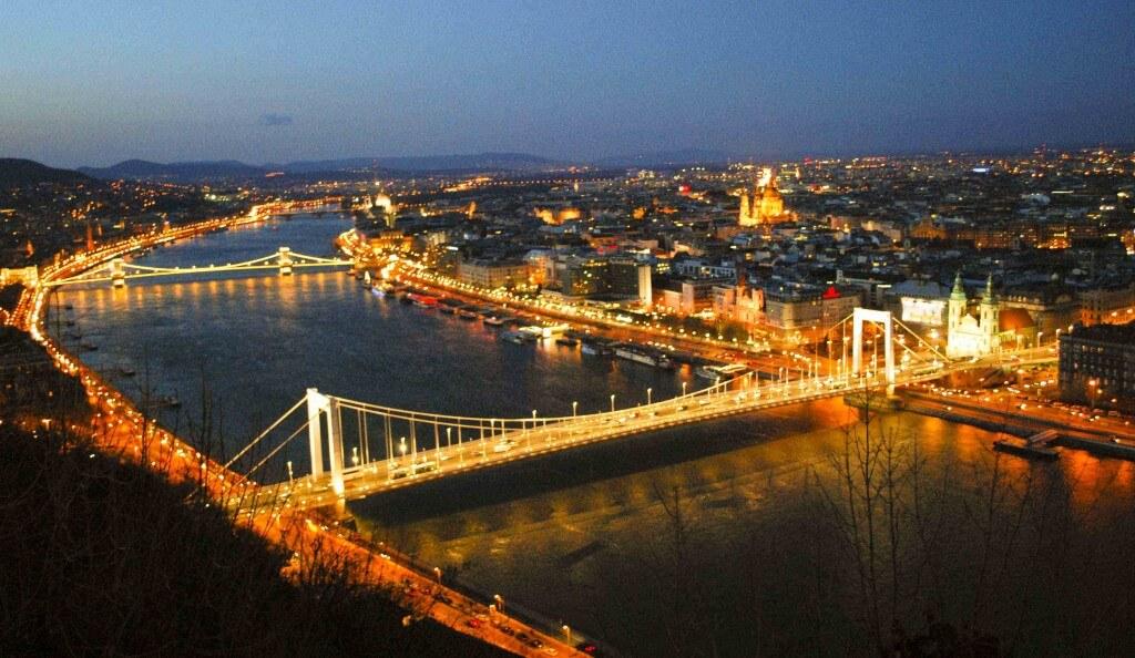Budapeşte Macaristan