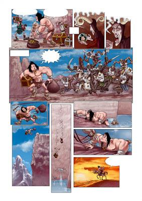 página 12 de una historia de gañan el bestiajo