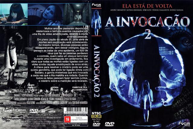 Capa DVD A Invocação 2