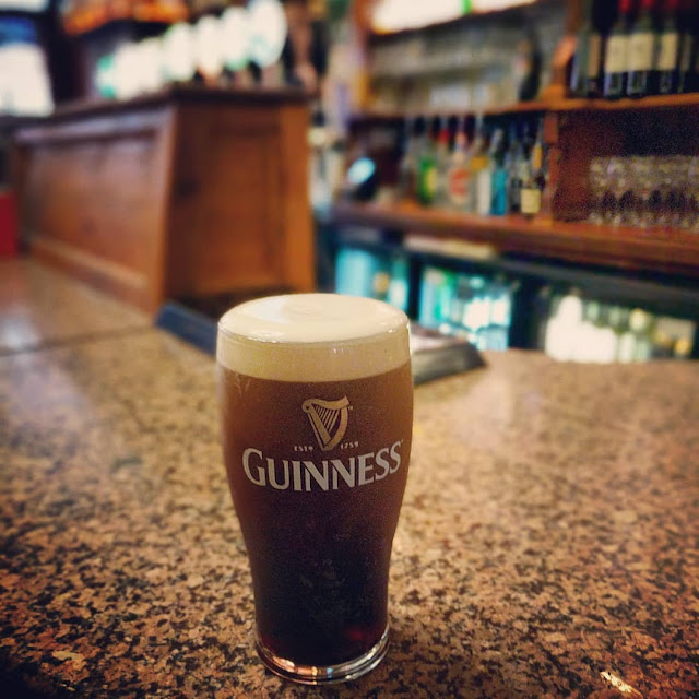 Dublin in a day: a pint of Guinness
