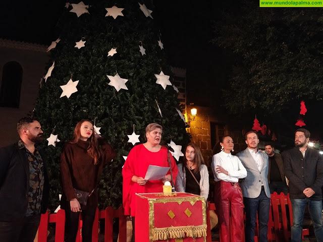 La Navidad ilumina Los Llanos de Aridane