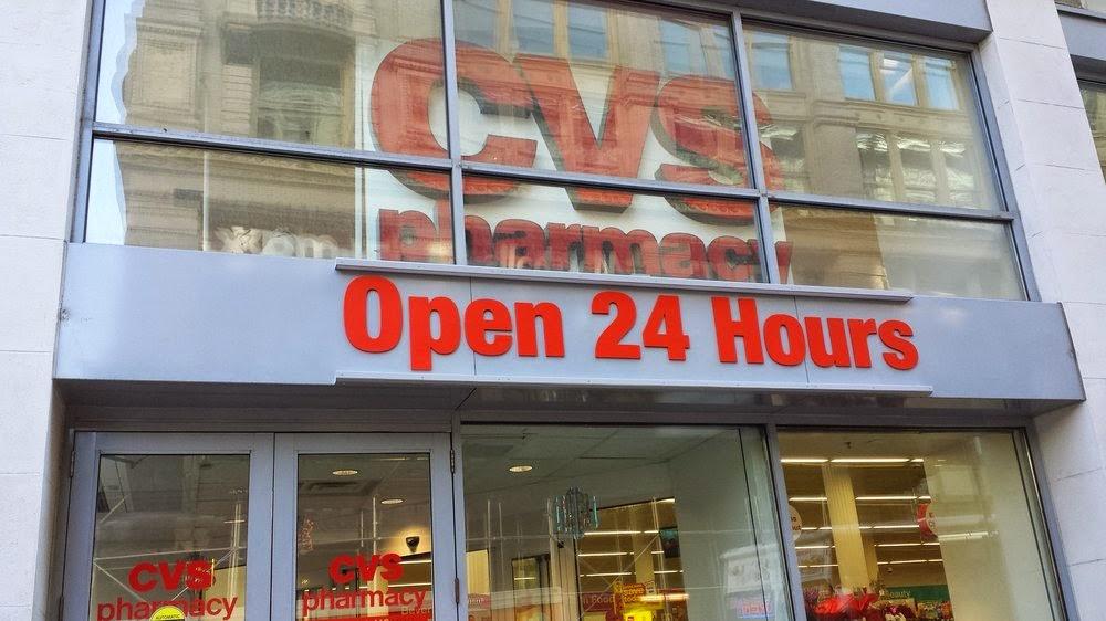 Rede de farmácias CVS em Nova York