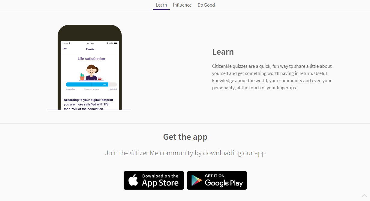 How to earn money using android phone - CitizenMe    Five