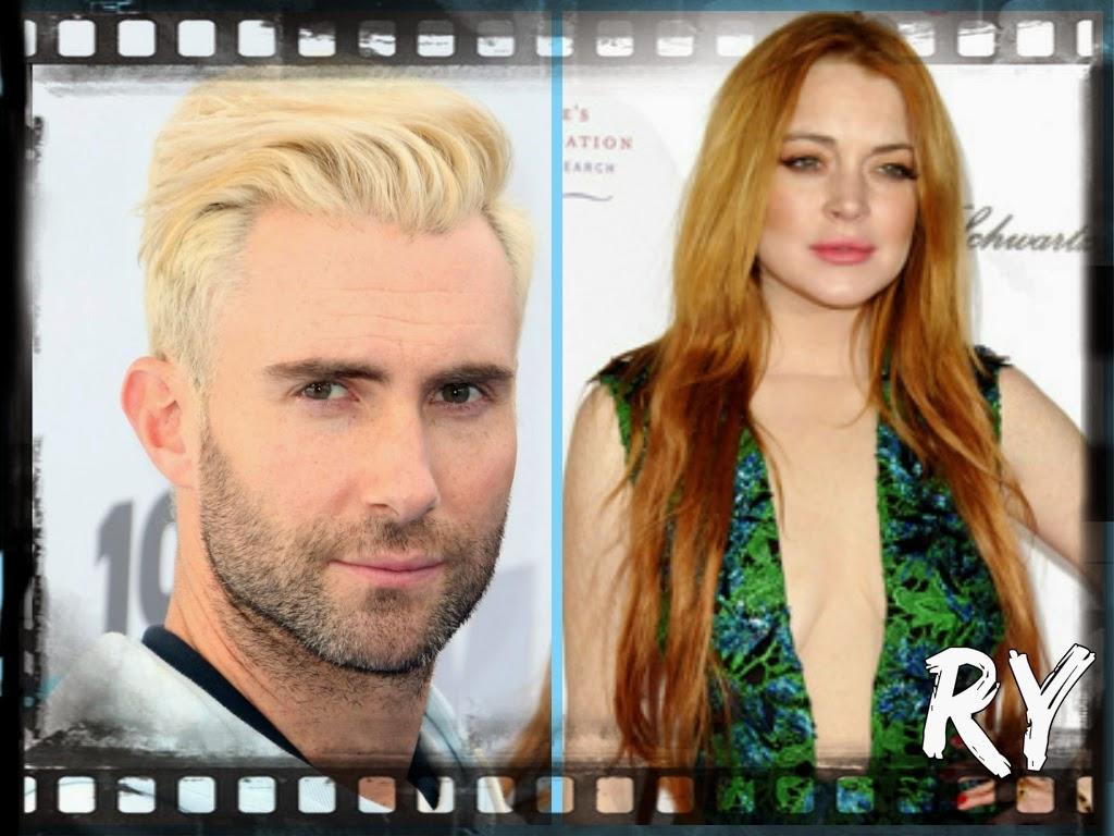 Adam Levine swears he didnt sleep with Lindsay Lohan