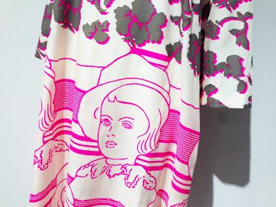 mint designs 【ミントデザインズ】PRINT DRESS◆香川・綾川店