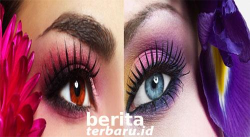 3 Tips Unik Merias Mata agar Terlihat Lebih Cantik
