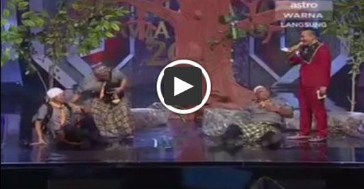 Tonton Online Maharaja Lawak Mega 2016 Minggu Ke-7