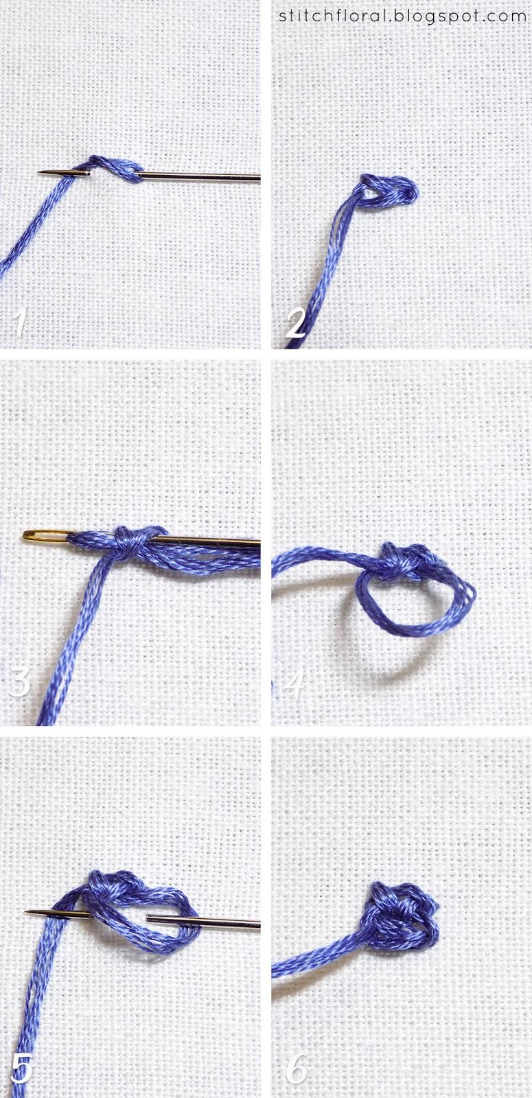 plaited braid stitch tutorial