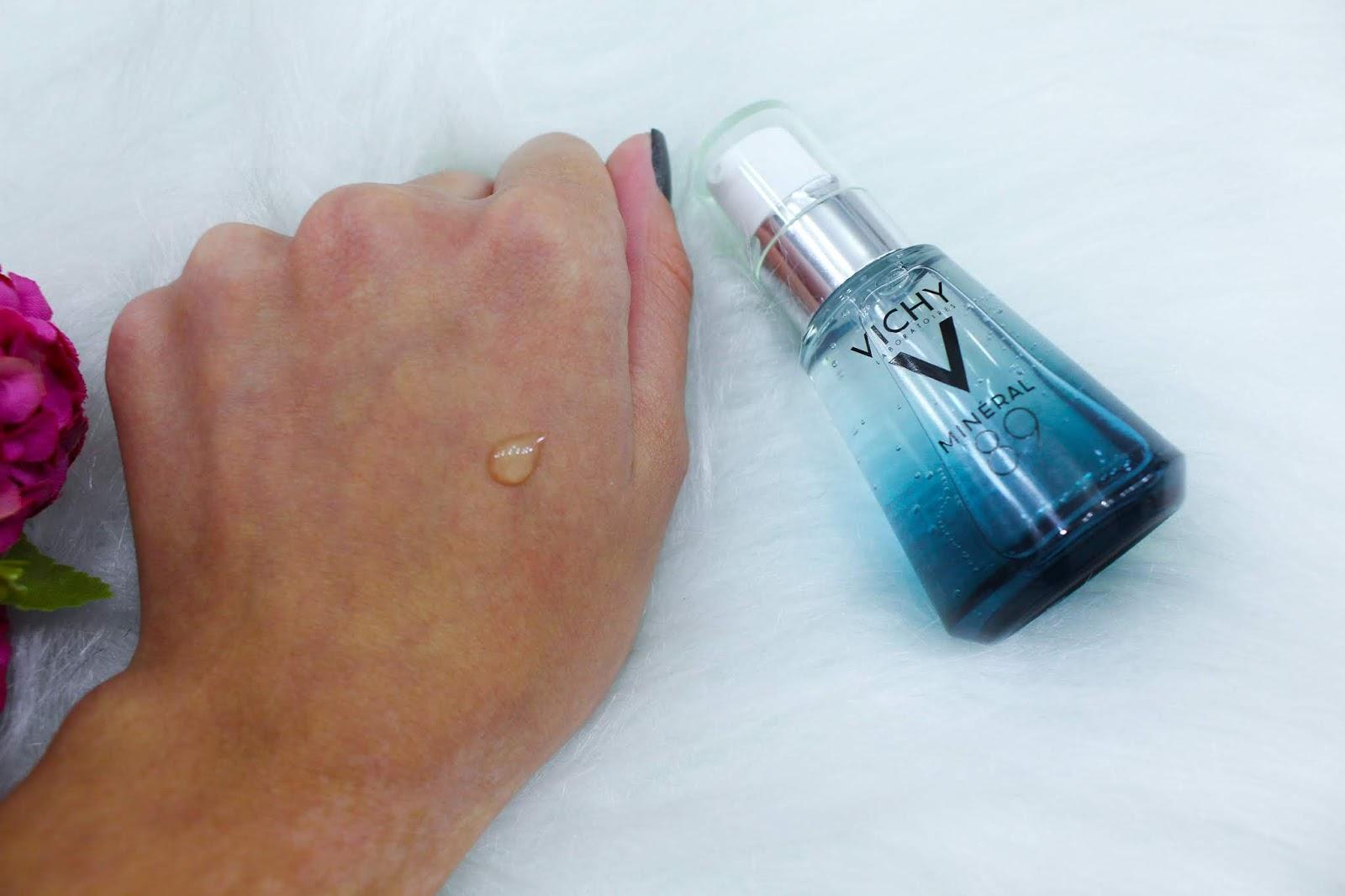 Conheça o Minéral 89 da Vichy: o sérum que vai salvar sua pele