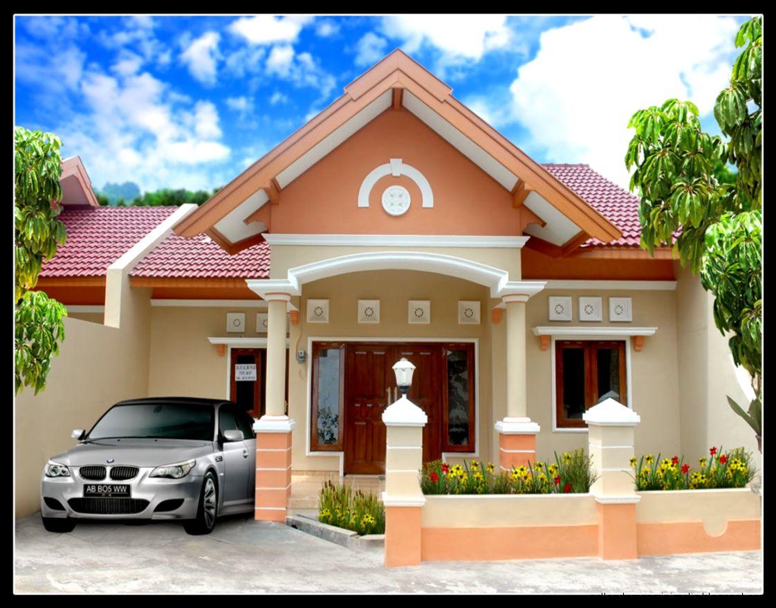Desain Rumah Kecil Cantik Deagam Design Cute766