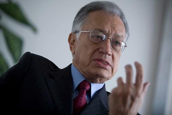 """""""Si no votamos por López Obrador en 2018, el país estará perdido"""": Manuel Bartlett"""