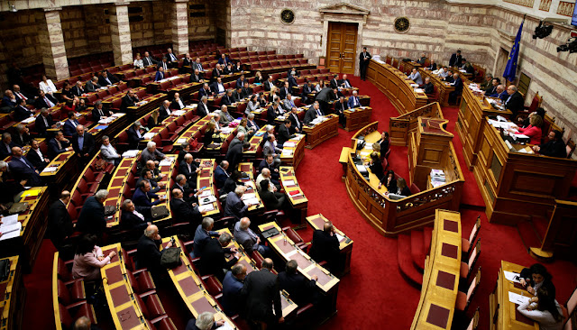 Στην Βουλή το Πρωτόκολλο Ένταξης των Σκοπίων στο ΝΑΤΟ