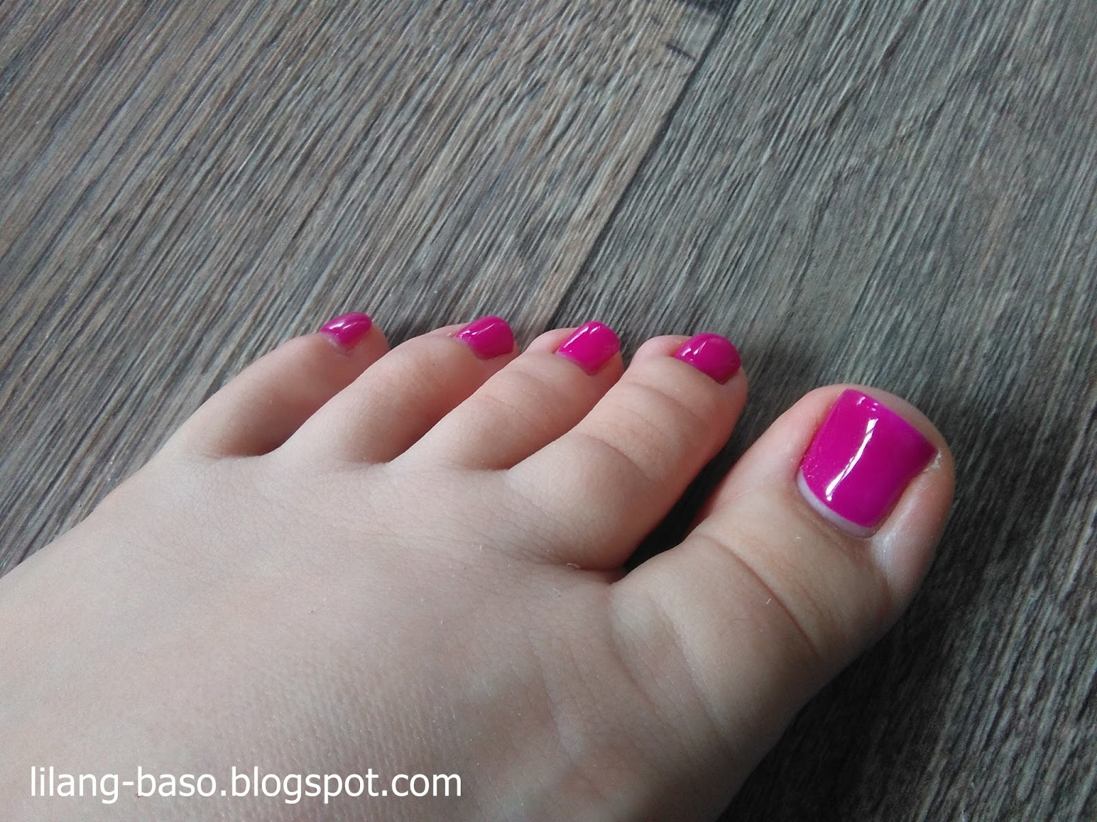 Inspiracje na paznokcie u nóg