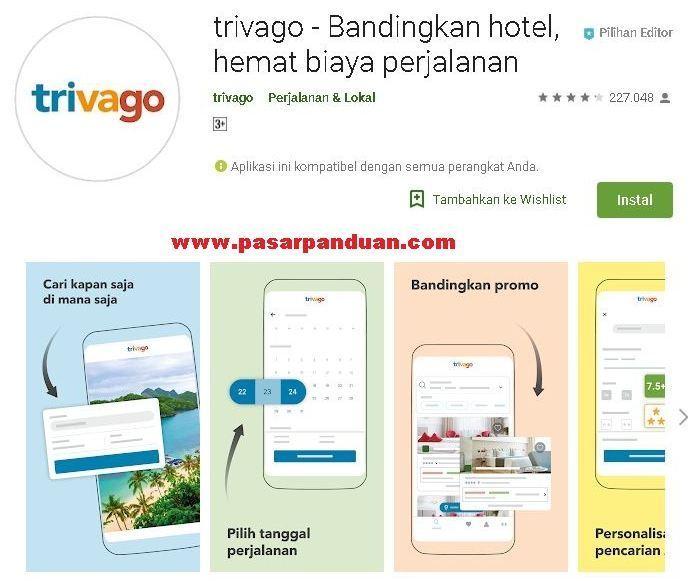 download aplikasi trivago