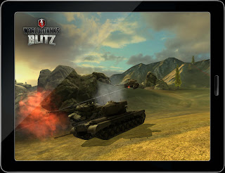 World of Tanks Blitz traz seus tanques de guerra para iOS e Android