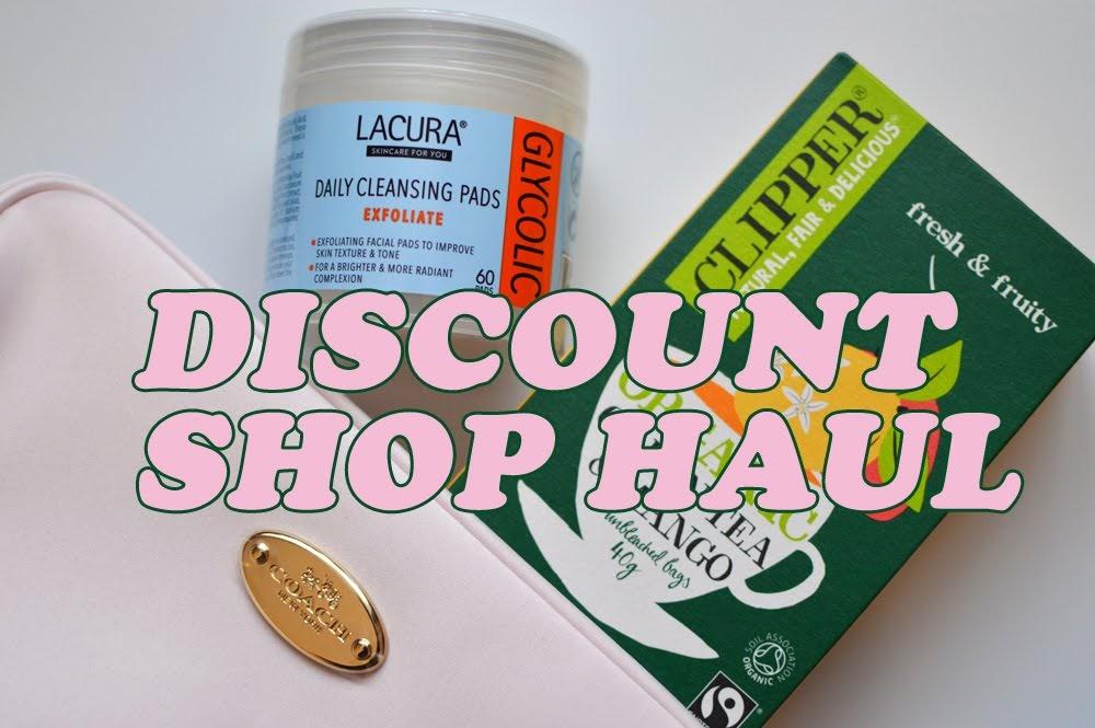 Discount Shop Haul