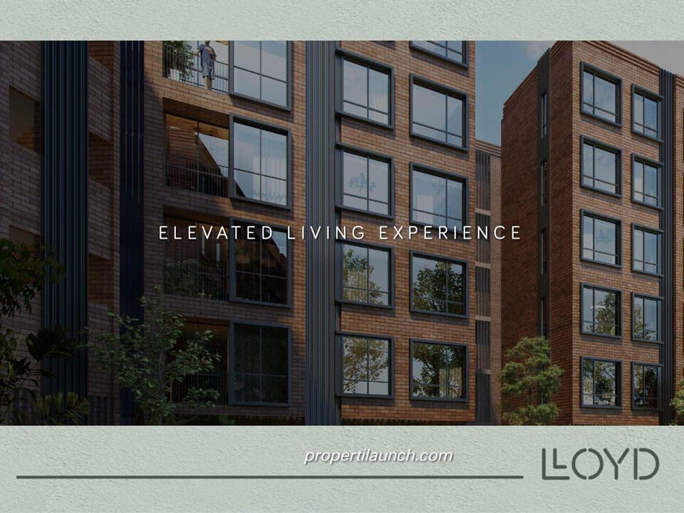 LLoyd Apartemen Alam Sutera