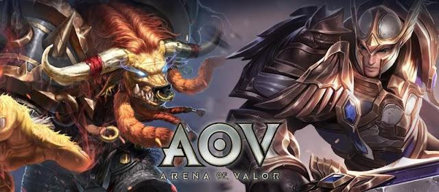 Garena AOV memang terbilang sebagai game gres di tahun  7 Hero Terkuat di AOV, Siapa Sajakah Mereka?
