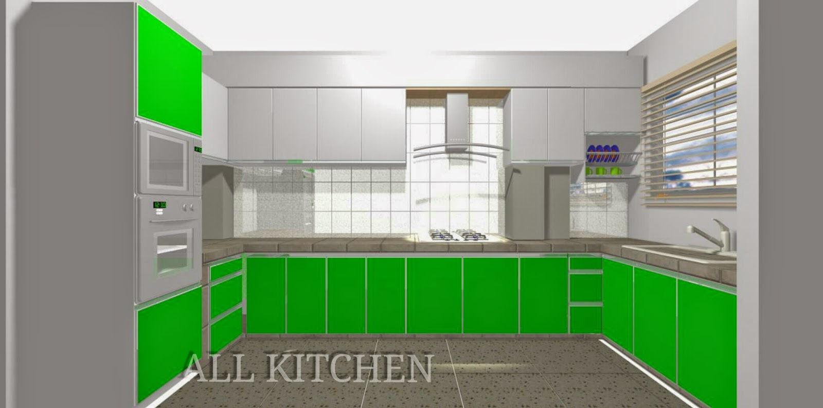 All Kitchen Kabinet Dapur