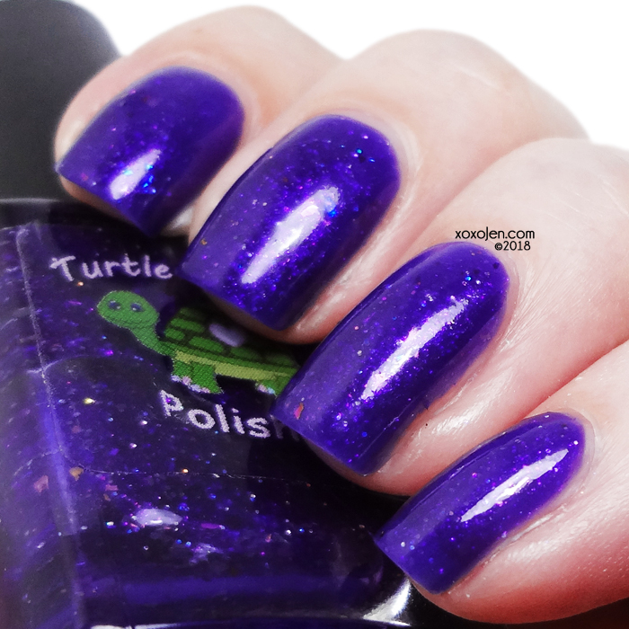 xoxoJen's swatch of Turtle Tootsie Pegasus