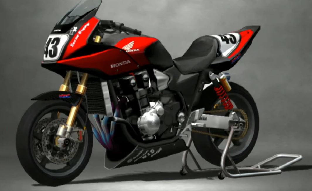 Honda CB1300R Bol d'OR Racing Modify 2005