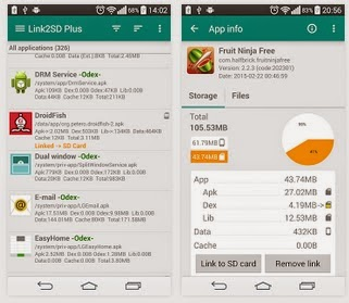 Link2SD v4.0.9 Apk Download (No Ads)
