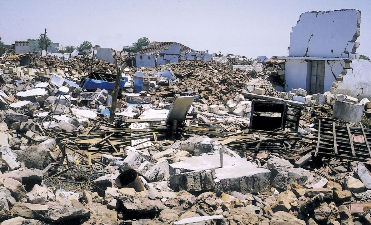 regional earthquake recovery dialogue for building back better
