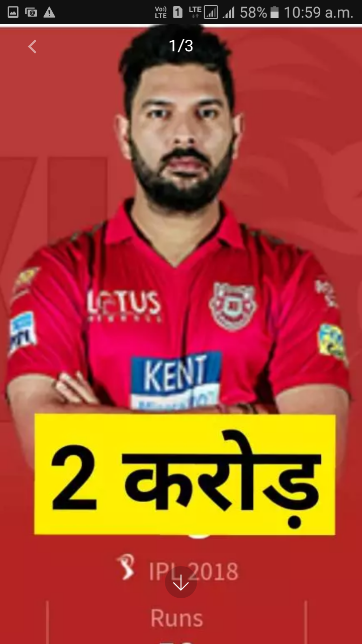 Pitaara Tv: Preeti jinta and uvraj Singh
