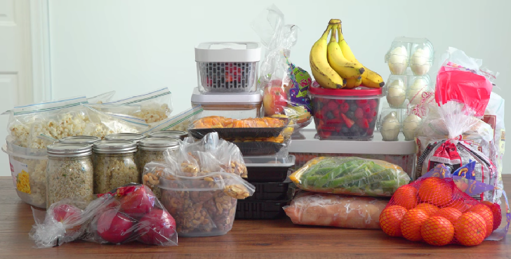 Everything you need to know about where and how to store the food in your kitchen
