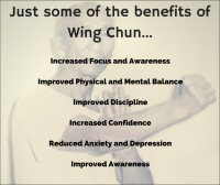 Wing Chun Benefits