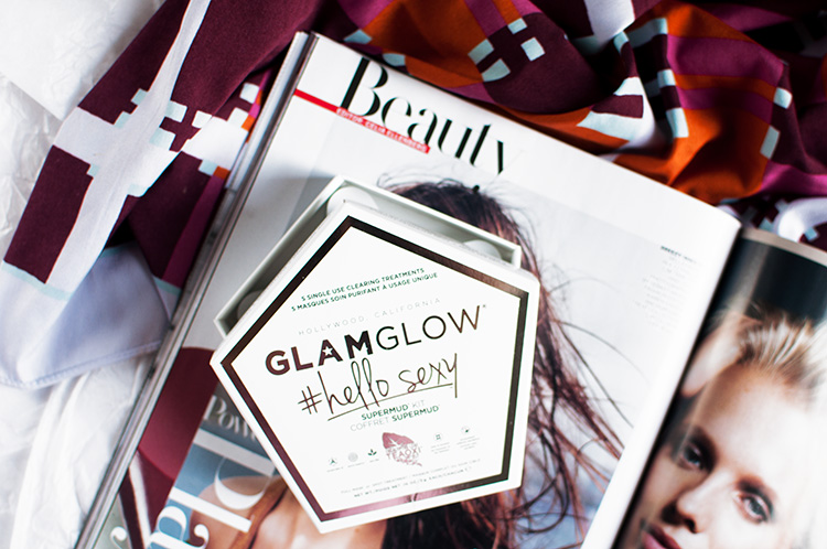 glamglow supermud review, glamglow supermud travel size, glamglow travel size