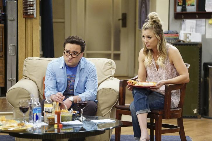 The Big Bang Theory - Episode 10.21 - The Separation Agitation - Promo, Sneak Peeks, Promotional Photos & Press Release