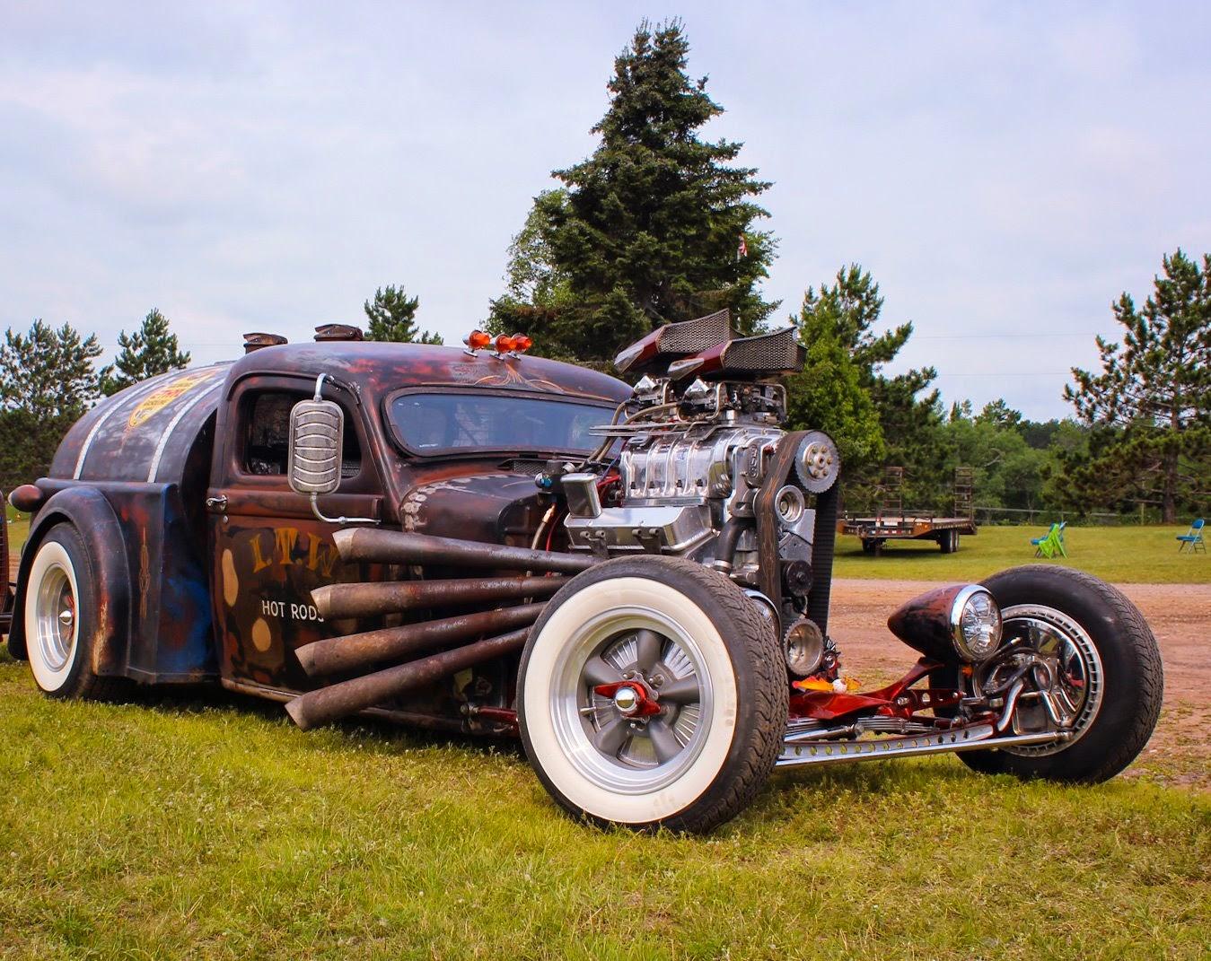 rat rod cars best - photo #26