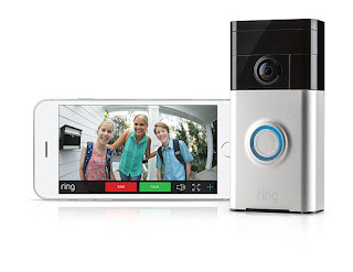 Ring Smart HD Video Doorbell