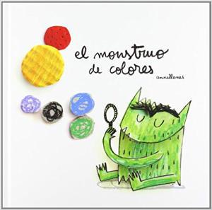 mejores cuentos infantiles, libros preferidos niños, el monstruo de colores