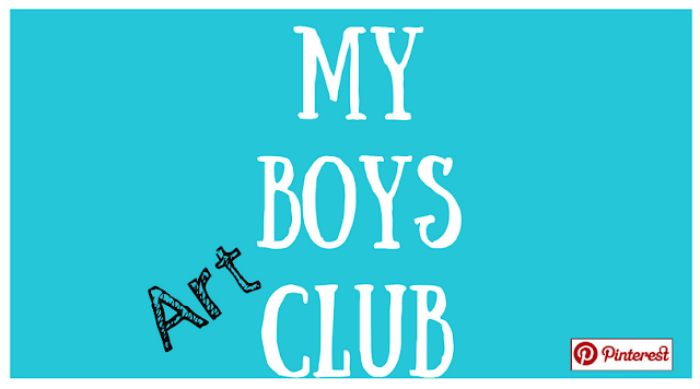 Check out My Boys Club online art gallery on Pinterest