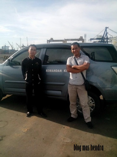 Berkunjung ke Kapal Perang KRI Sultan Hasanuddin - Blog Mas Hendra