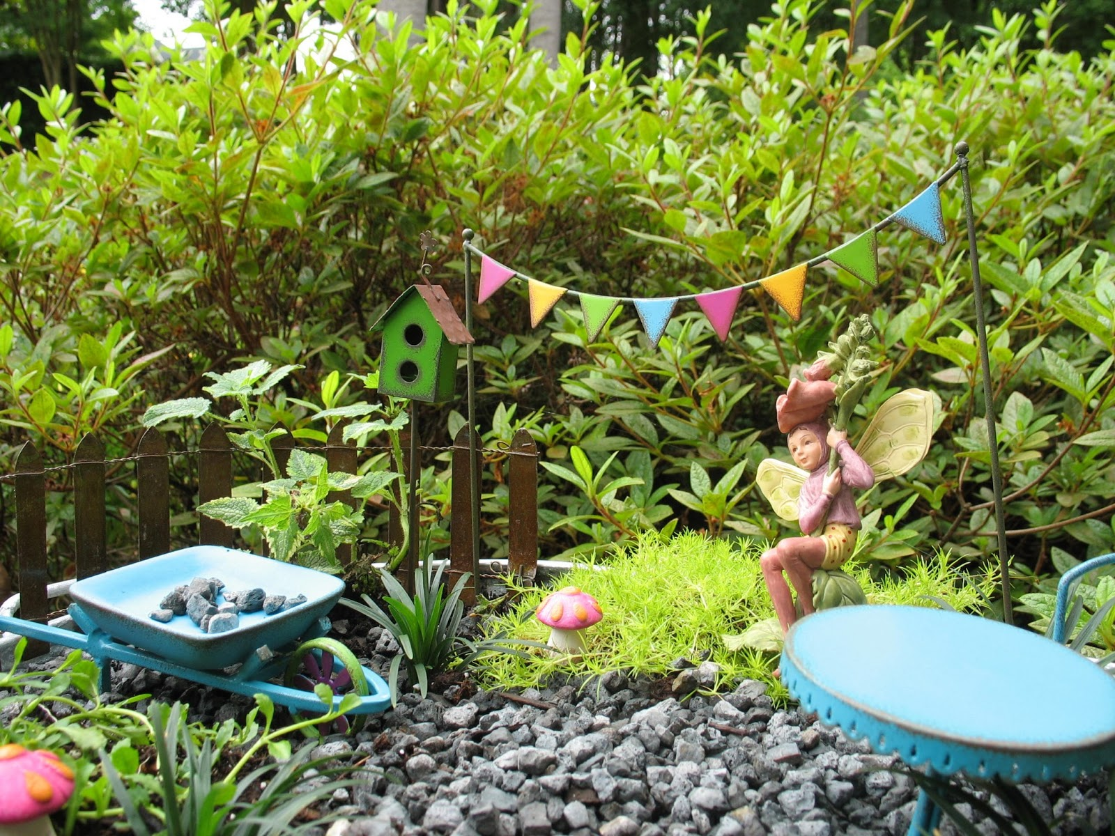 The Charm House Fairy Gardens At The Cotton Depot