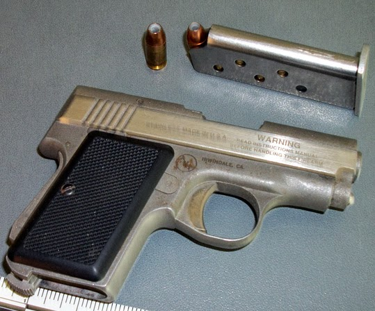 Firearm Discovered at OKC