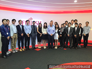 Fujitsu Scholarships – Global Leaders for Innovation and Knowledge