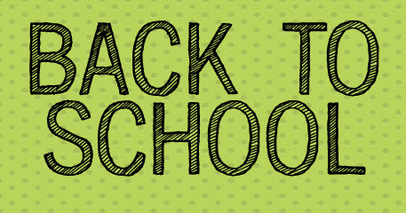 Back to School - Inspiration board
