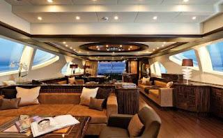 kapal pesiar pribadi